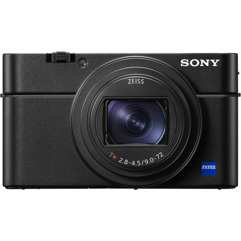 Sony DSC-RX100 VI + käepide LCJ-RXK + vutlar VCT-SGR1