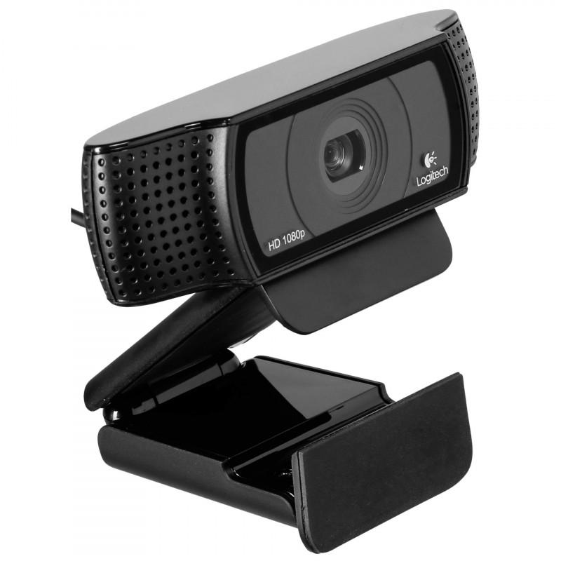 Logitech veebikaamera C 920 HD Pro Webcam