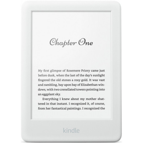 Amazon Kindle Touchscreen WiFi 2019 8GB, white