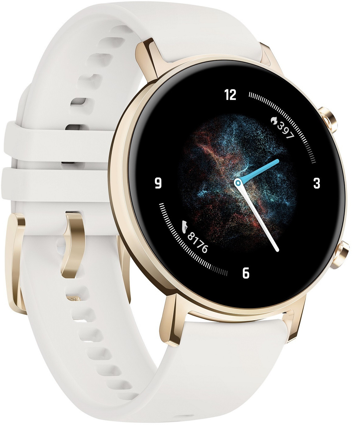 Huawei Watch GT 2 42mm, frosty white