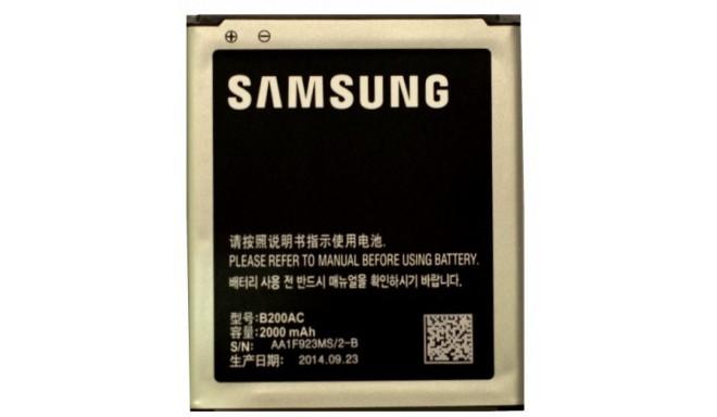 Samsung aku G3586V Galaxy Core 2000mAh
