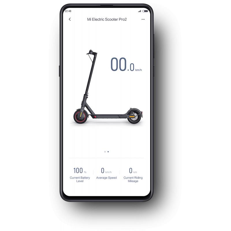 Xiaomi Mi Pro 2 elektritõukeratas, black