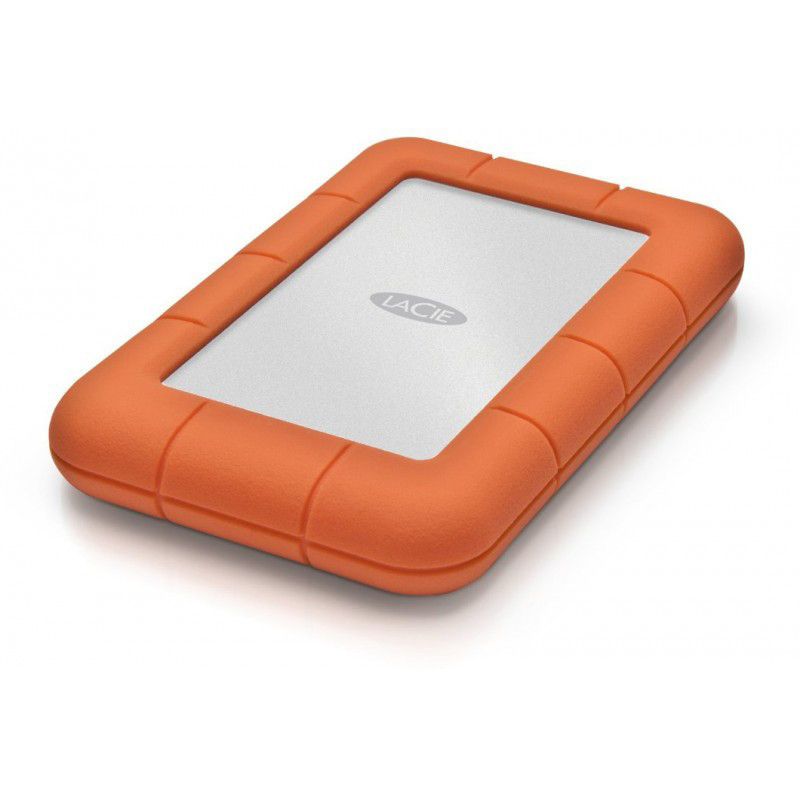 LaCie väline kõvaketas 4TB Rugged Mini 2,5