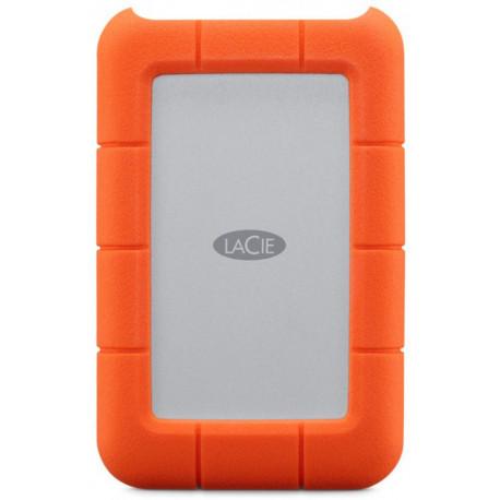 LaCie ārējais cietais disks Rugged 2TB USB-C