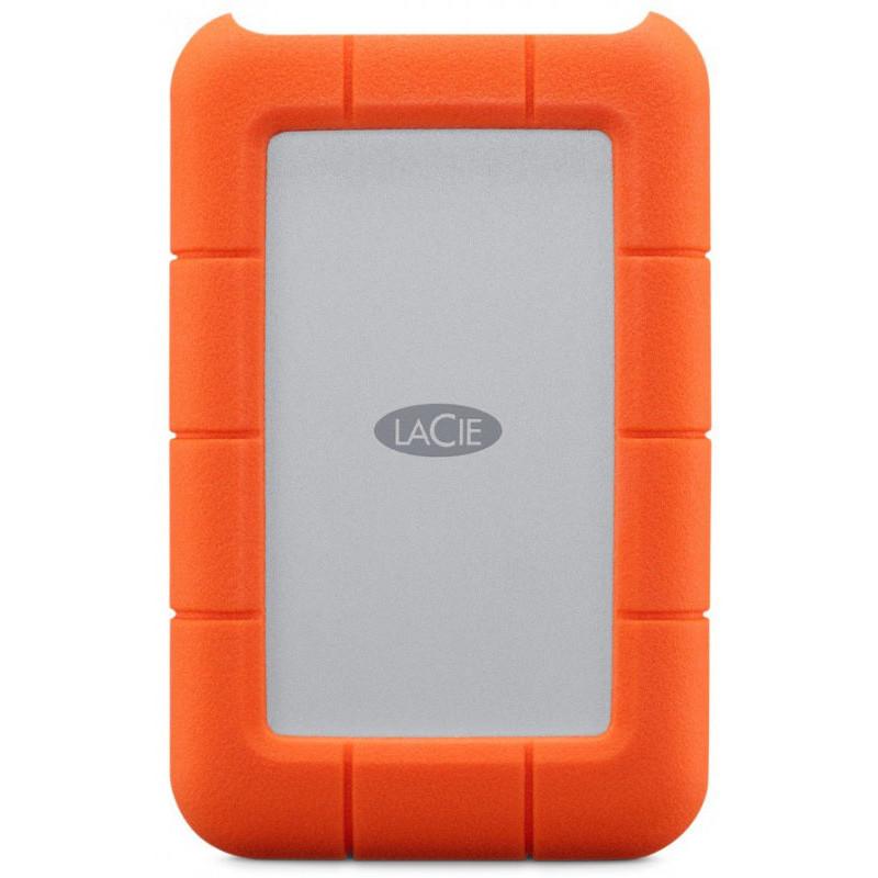 Внешний жесткий диск LaCie Rugged 2TB USB-C