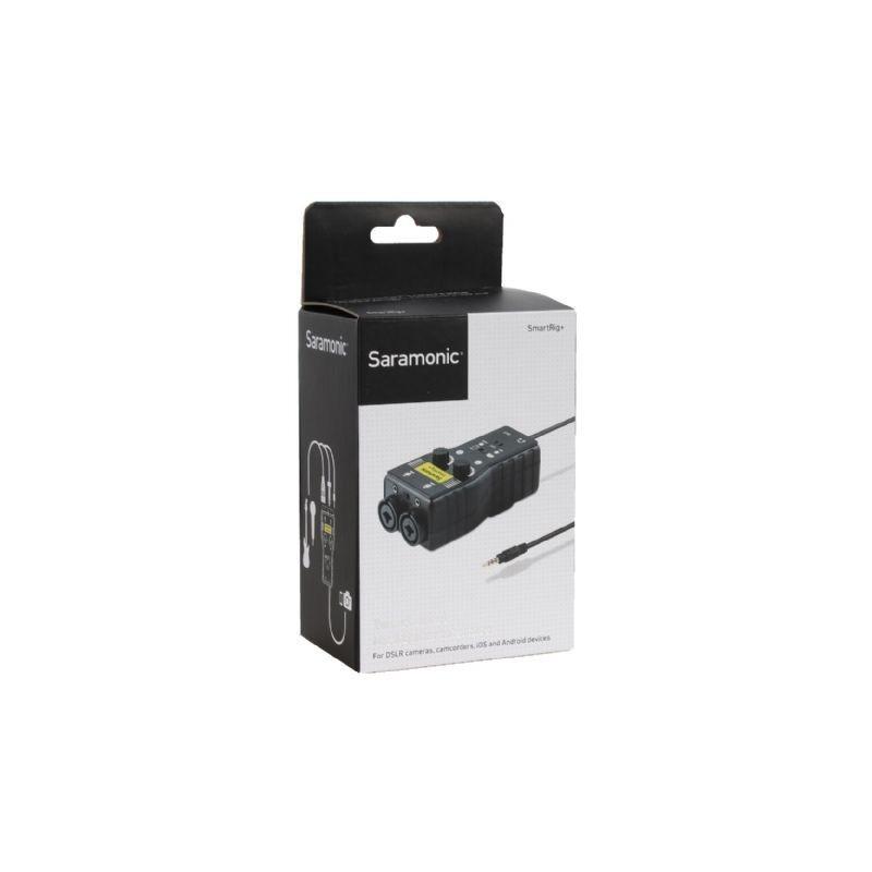 Saramonic adapter SmartRig+