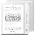 Kobo электронная книга Libra H2O, белая