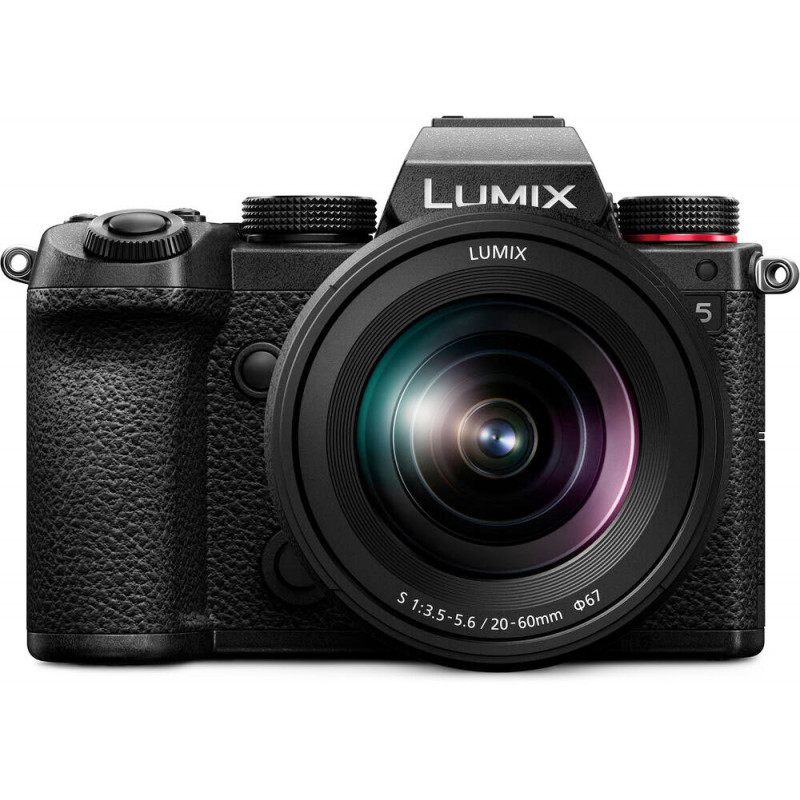 Panasonic Lumix DC-S5 + 20-60mm f/3.5-5.6