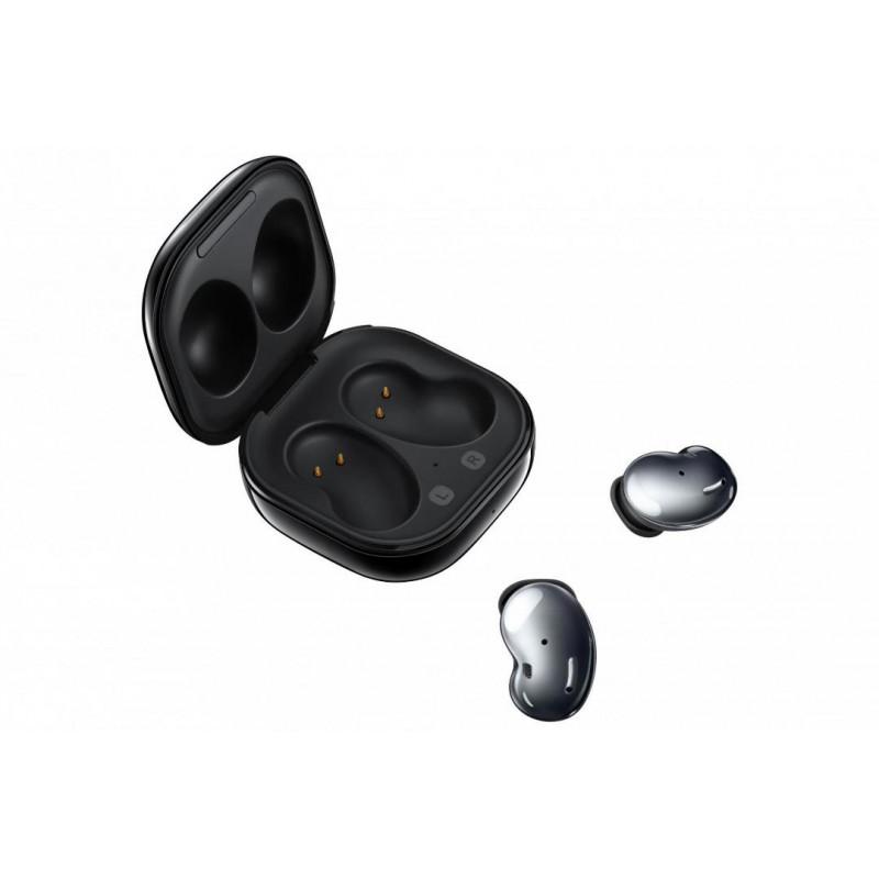 Samsung juhtmevabad kõrvaklapid + mikrofon Galaxy Buds Live, must