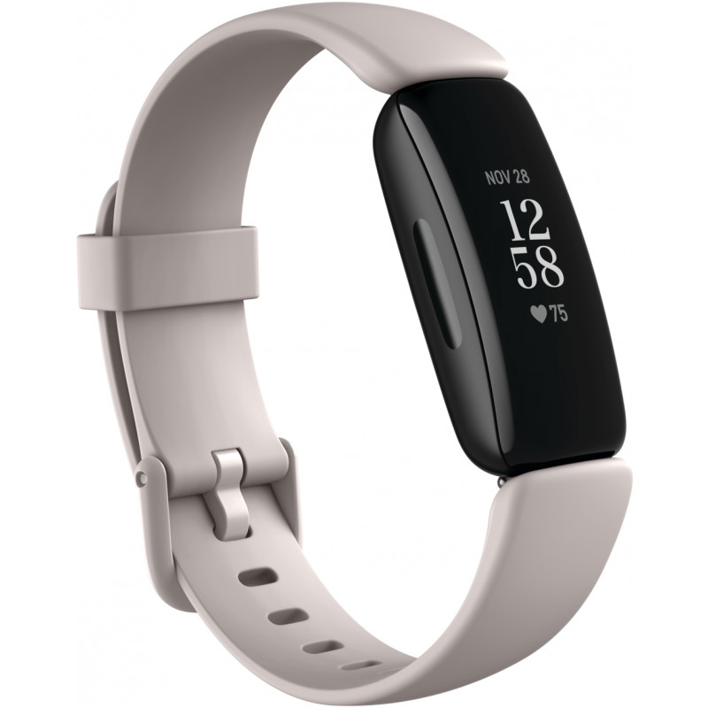 Fitbit Inspire 2, lunar white/must