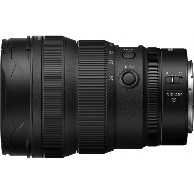 Nikon Nikkor Z 14-24mm f/2.8 S objektiiv