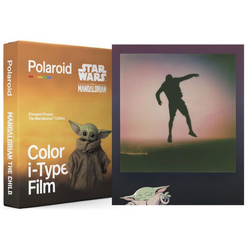 Polaroid i-Type Color Star Wars Mandalorian