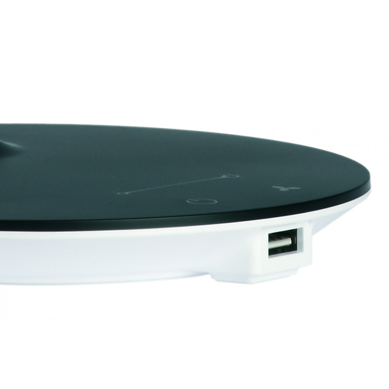 Platinet laualamp USB laadijaga PDL9 8W (43128)