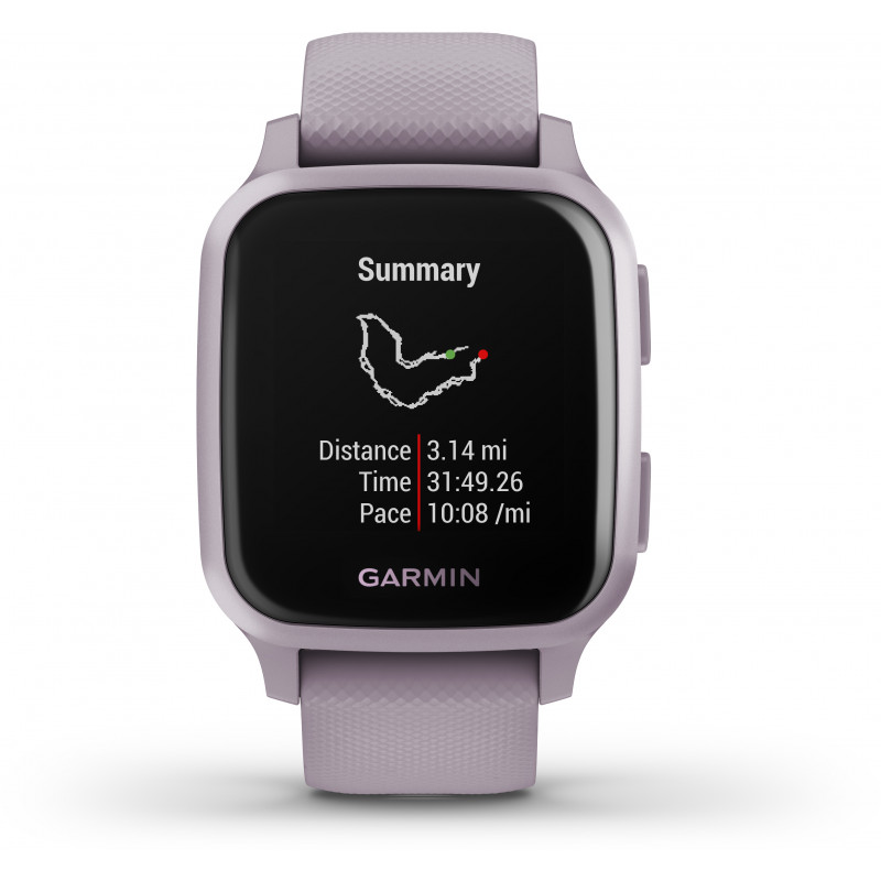 Garmin Venu Sq, lavender/rose purple