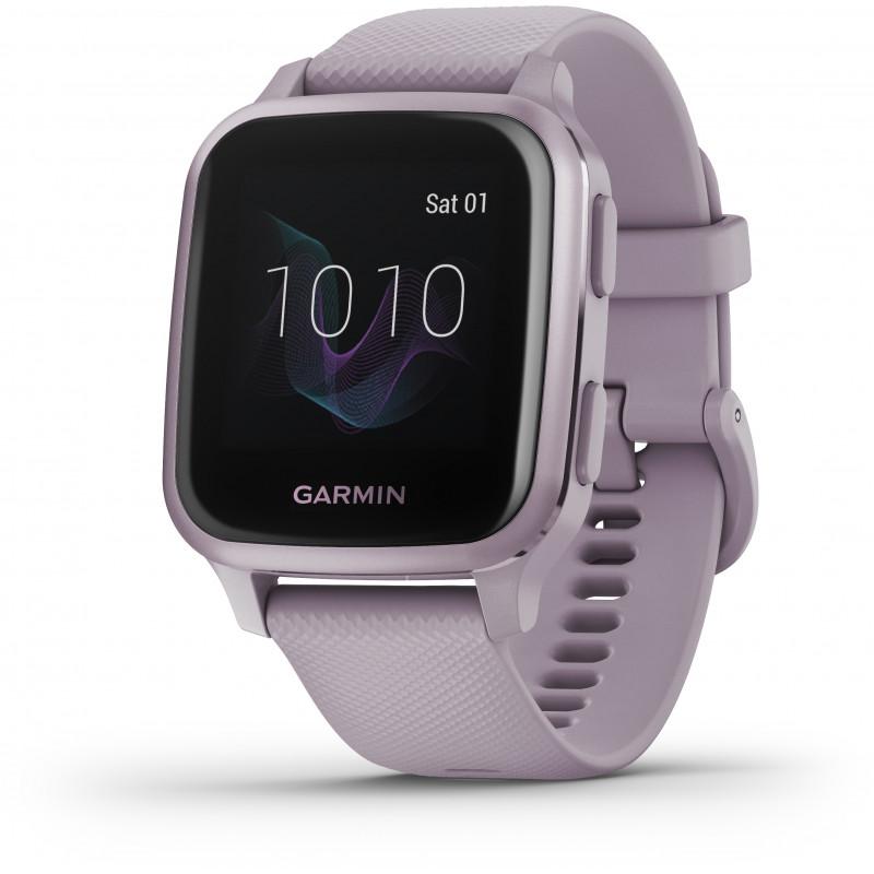 Garmin Venu Sq, lavender/rose purple