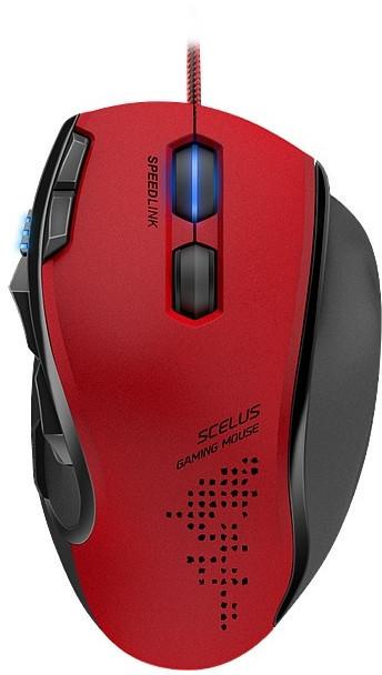 Speedlink hiir Scelus Gaming (SL-680004-BKRD)