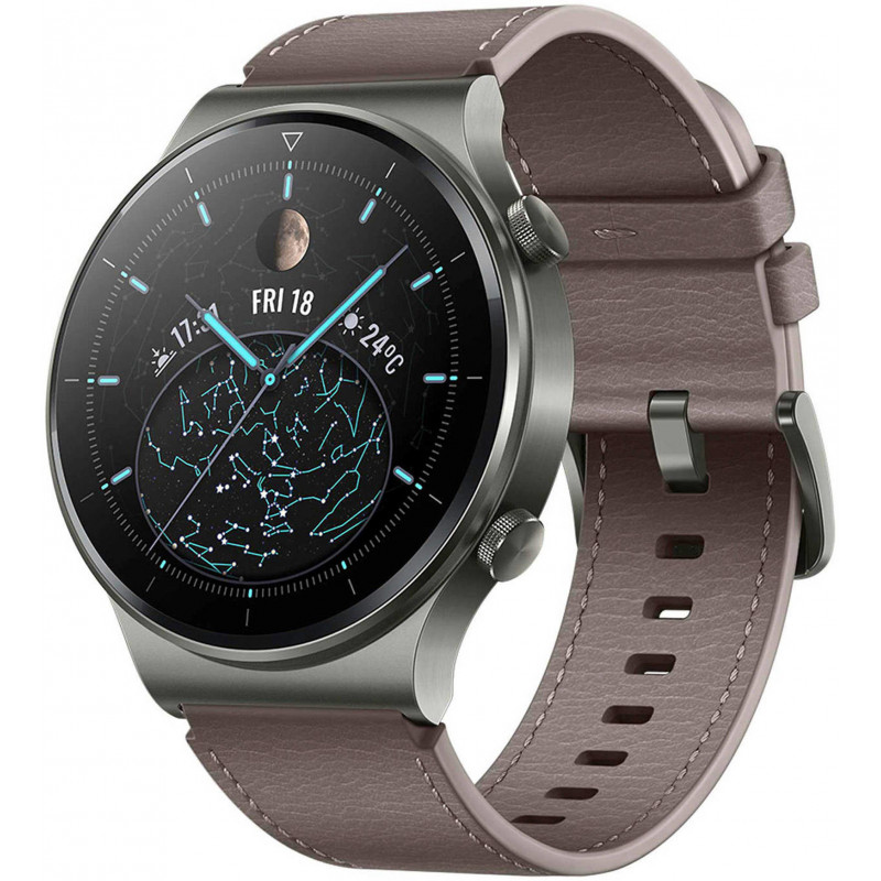 Huawei Watch GT 2 Pro Classic, titanium/hall