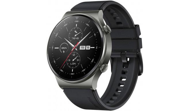 Huawei Watch GT 2 Pro Sport, titanium/must
