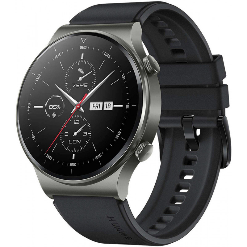 Huawei Watch GT 2 Pro, titanium/must