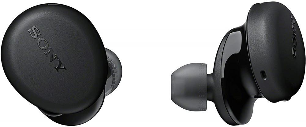 Sony juhtmevabad kõrvaklapid + mikrofon WF-XB700B, must