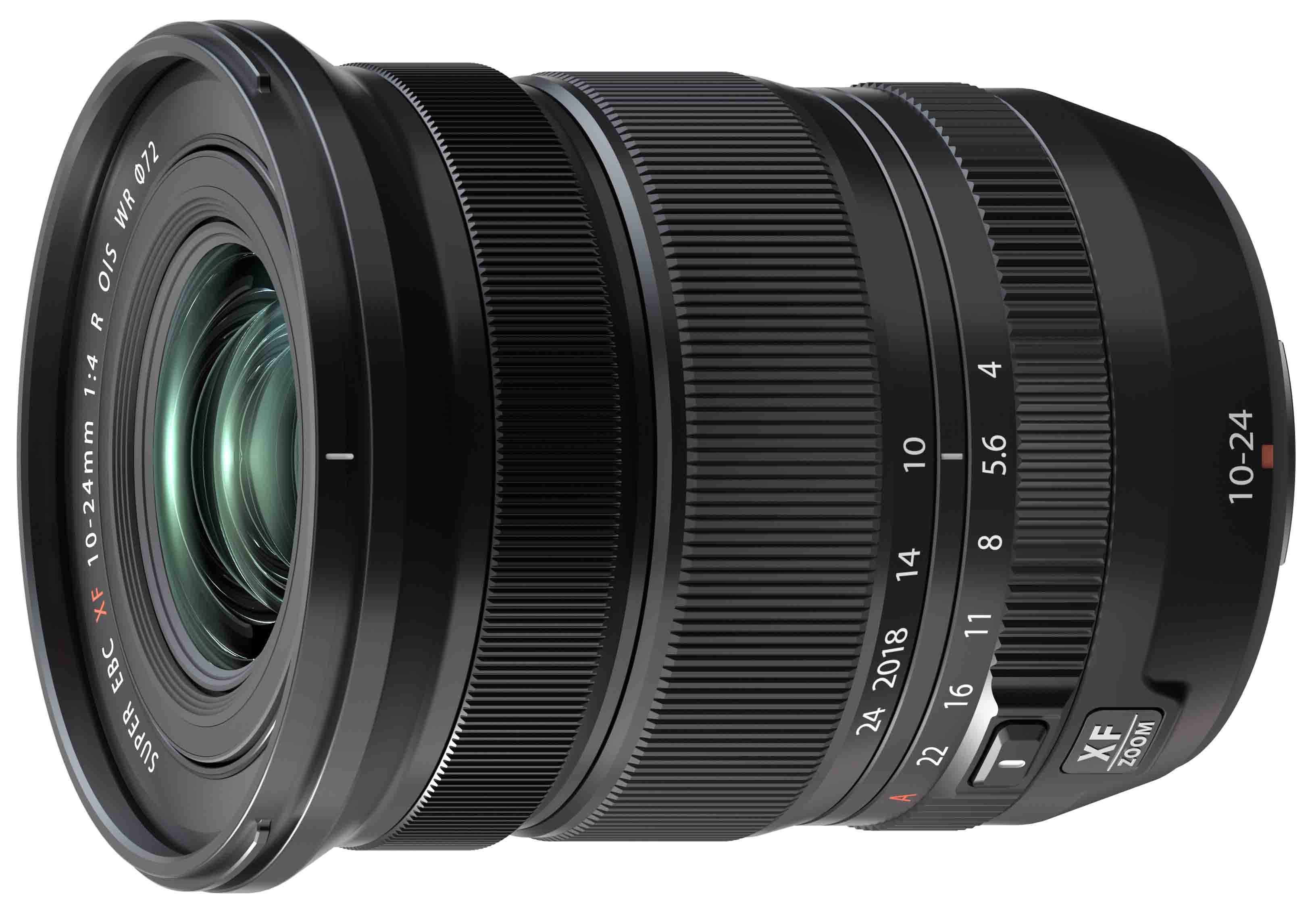 Fujinon XF 10-24mm f/4 R OIS WR objektiiv