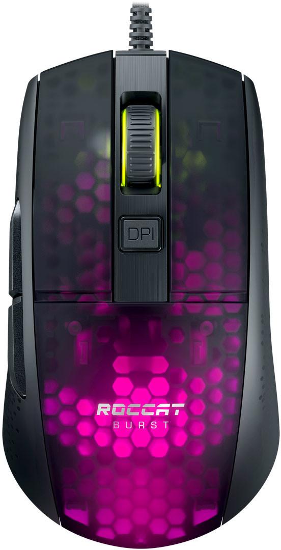 Roccat hiir Burst Pro, must (ROC-11-745)
