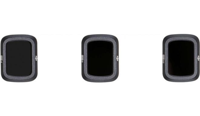 DJI Mavic Air 2 ND filtrikomplekt ND4/8/32