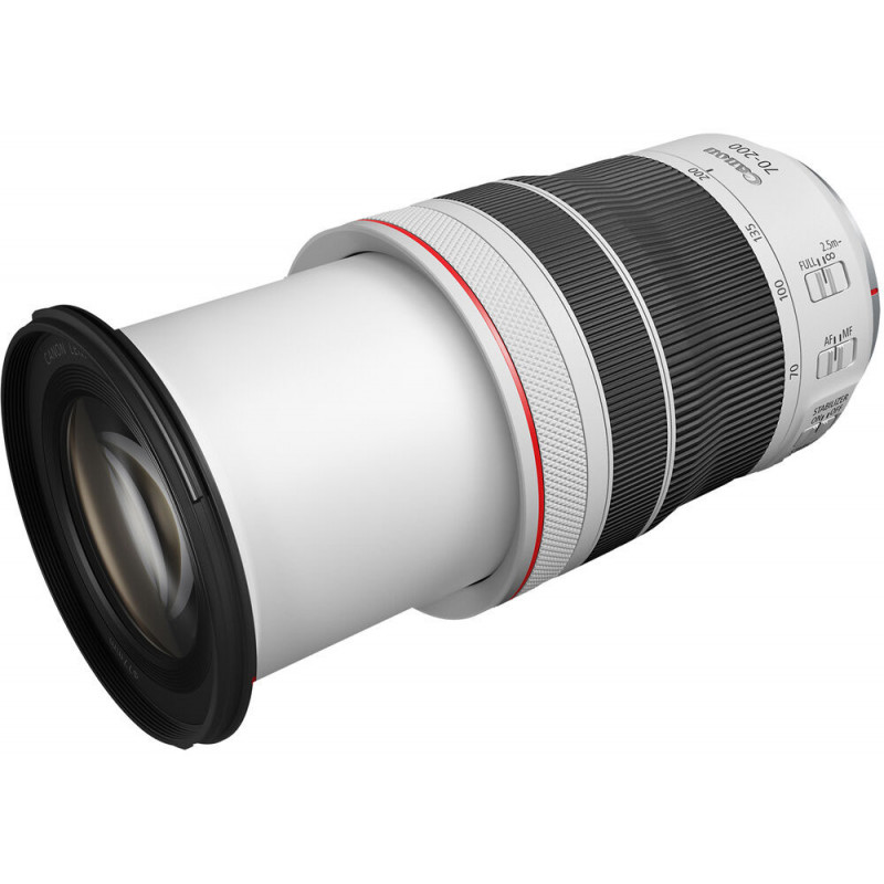 Canon RF 70-200mm f/f4.0 L IS USM objektiiv