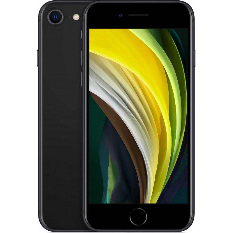 Apple iPhone SE 64GB, black