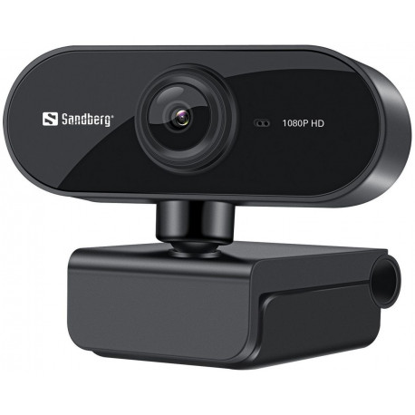 Sandberg веб-камера USB Flex 1080p
