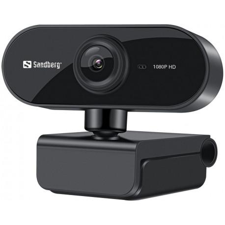 Sandberg veebikaamera USB Flex 1080p
