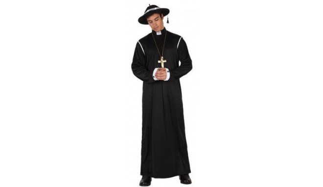 Maskeraadi kostüüm Preester M/L