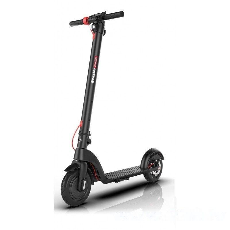 - Beaster Scooter BS701B. 700W, 36V 6,4Ah Black