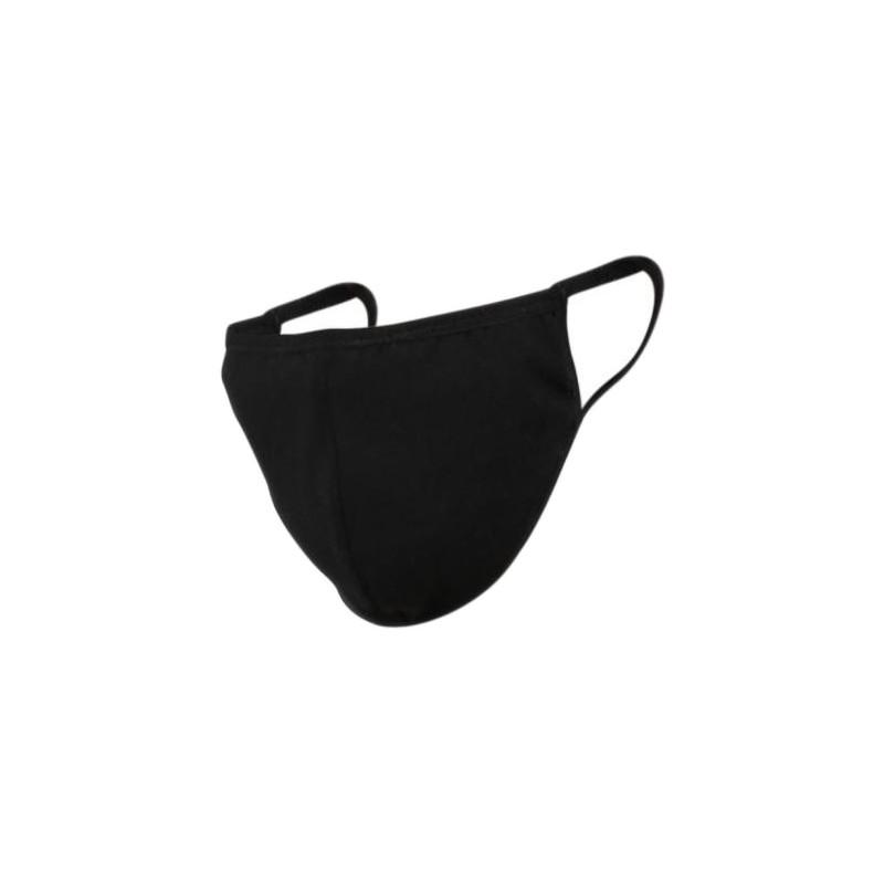 Reusable mask Passion Cotton, black