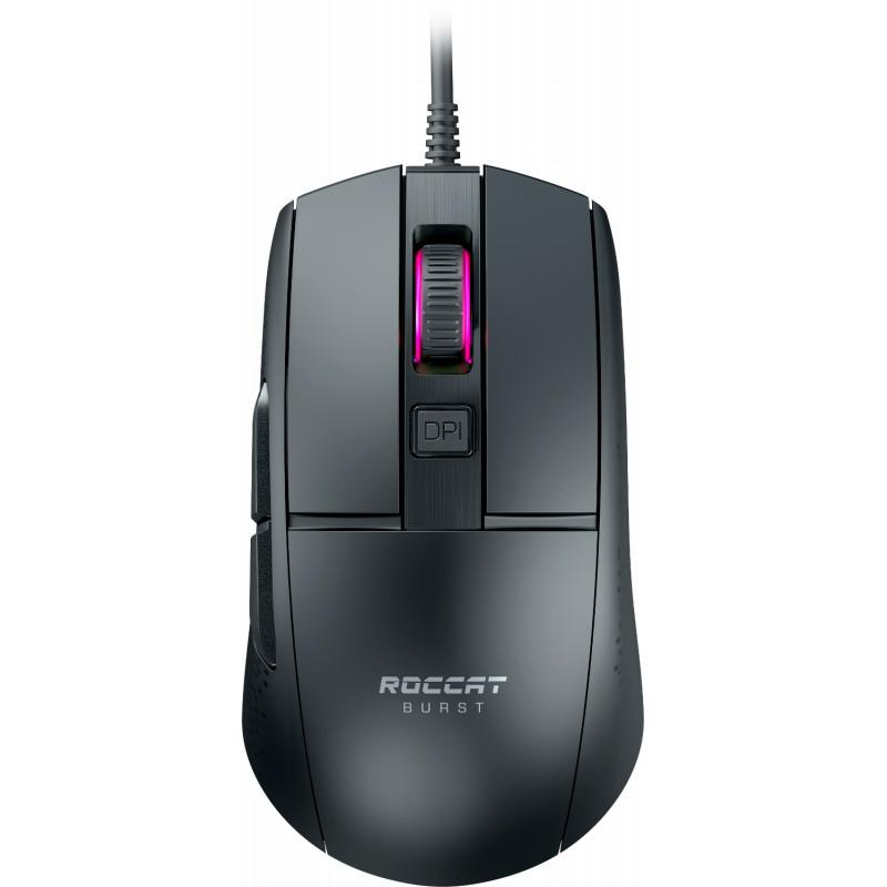 Roccat hiir Burst Core, must (ROC-11-750)