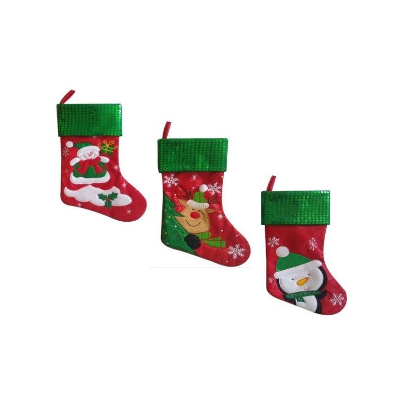 Longon Europe christmas stocking, mix