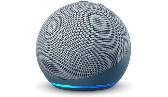 Amazon Echo Dot 4, twilight blue