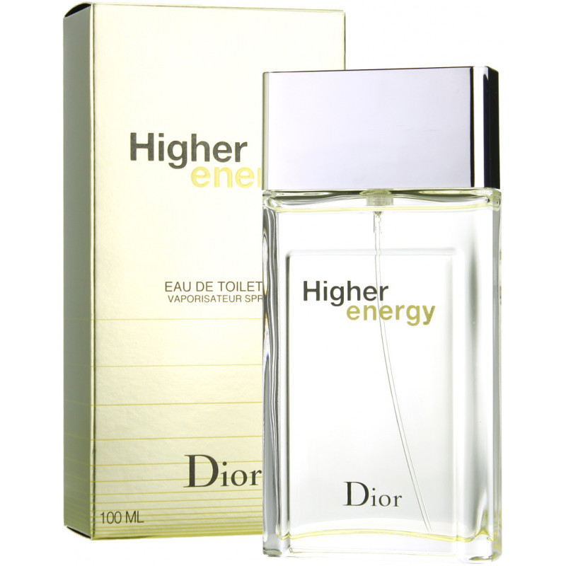 Christian Dior Higher Energy Eau de Toilette 100ml