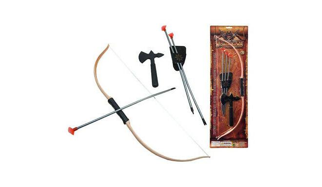 Комплект для стрельбы из лука с мишенью