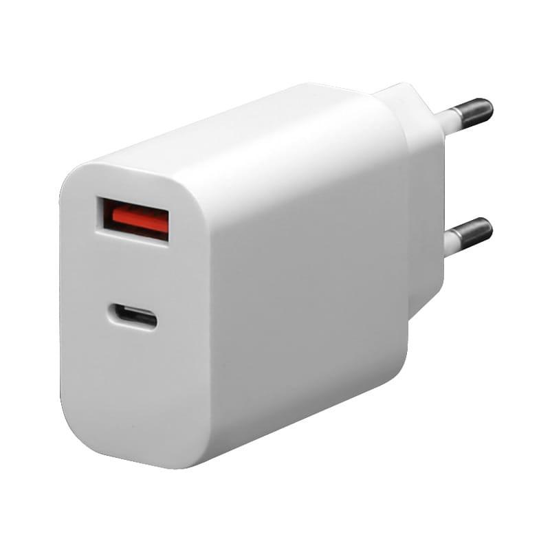 Platinet laadija USB/USB-C 30W (PLCUPD30W)