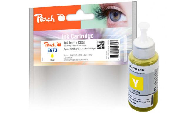 Peach чернила T6734, желтые