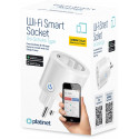 Platinet smart socket WiFi Tuya, white (454739)