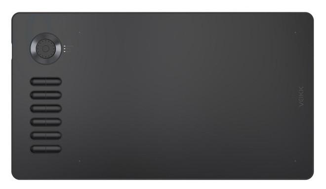Veikk graafikalaud A15 Pro, hall