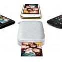 HP Sprocket Luna fotoprinter, valge