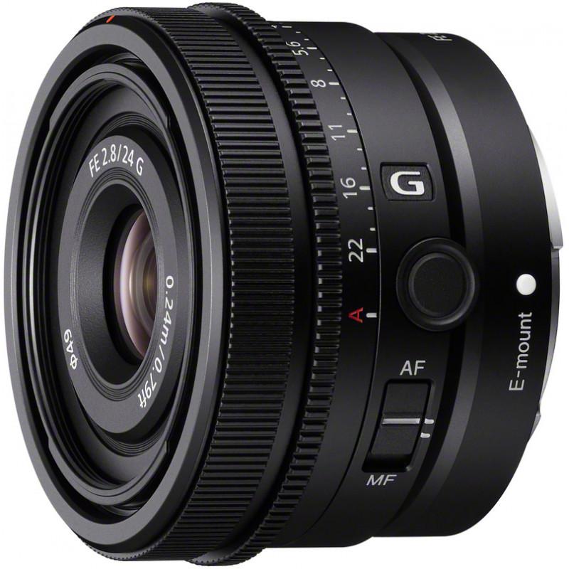 Sony FE 24mm f/2.8 G objektiiv