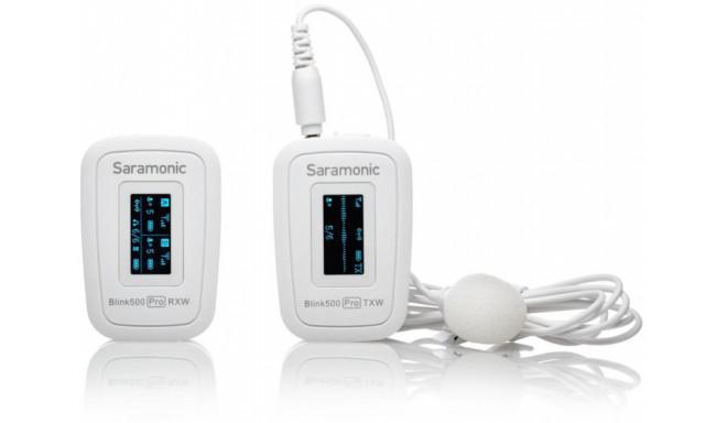 Saramonic mikrofon Blink 500 Pro B1, valge
