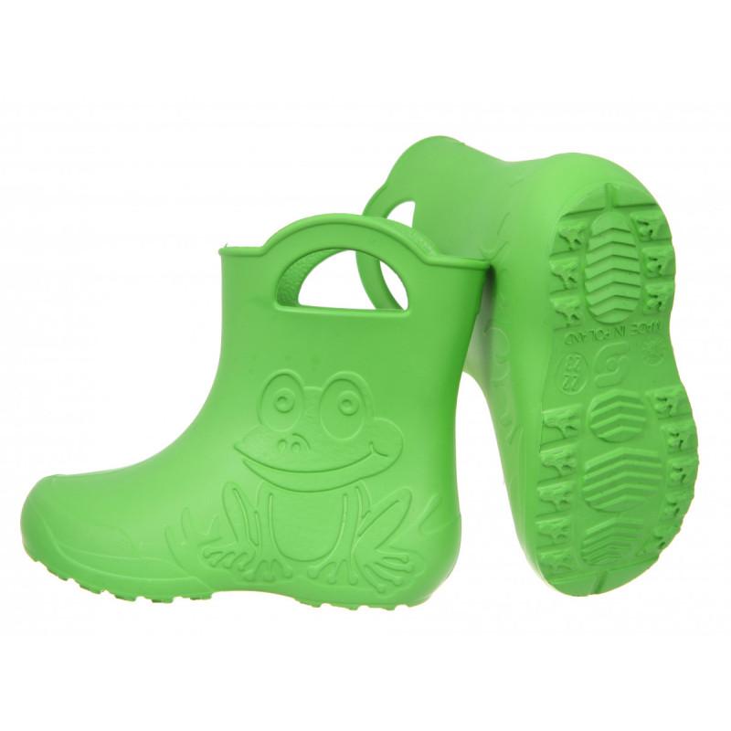 Camminare Frog laste termokummik roheline 32-33