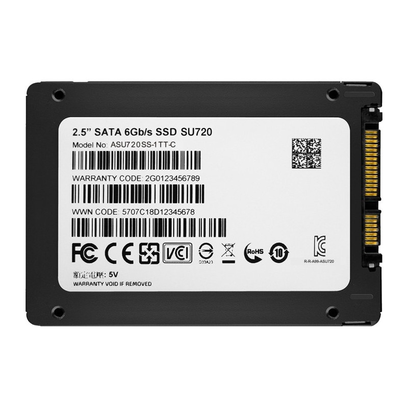 ADATAUltimate SU720, Solid State Drive