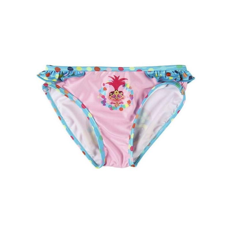 Swimsuit Trolls 4 years, pink