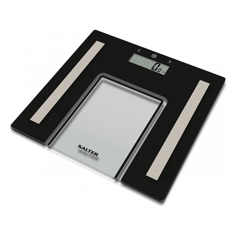 Salter bathroom scale 9128BK3R